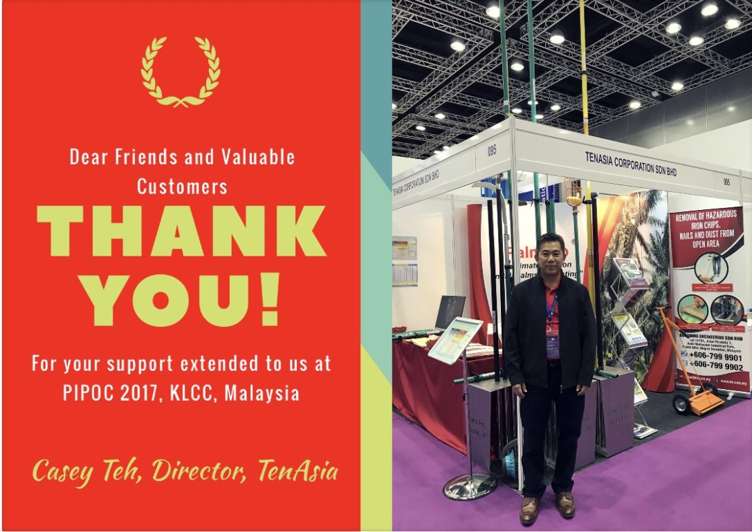 International Palm Oil Exhibition PIPOC 2017